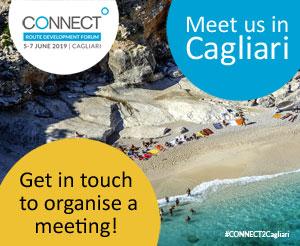 CONNECT Cagliari Social Media Visuals