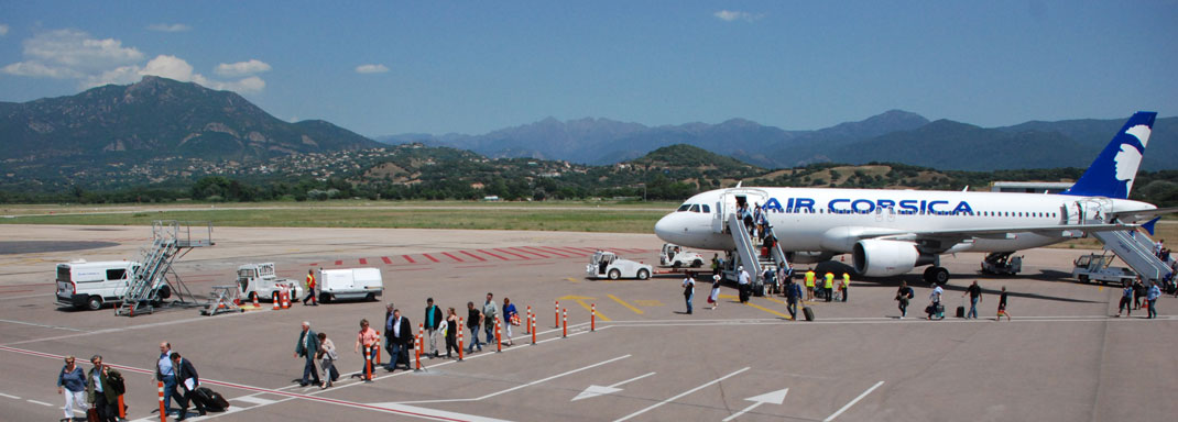 <em>Air Corsica, Official Carrier for CONNECT</em>Special offer on flights to Ajaccio. Click here for more details!