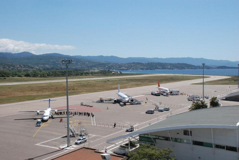 Car Hire Ajaccio Airport Corsica