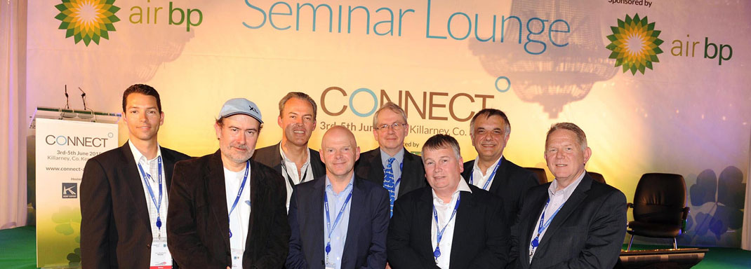 <em>Conference</em>Up close & personal with leading industry thinkers