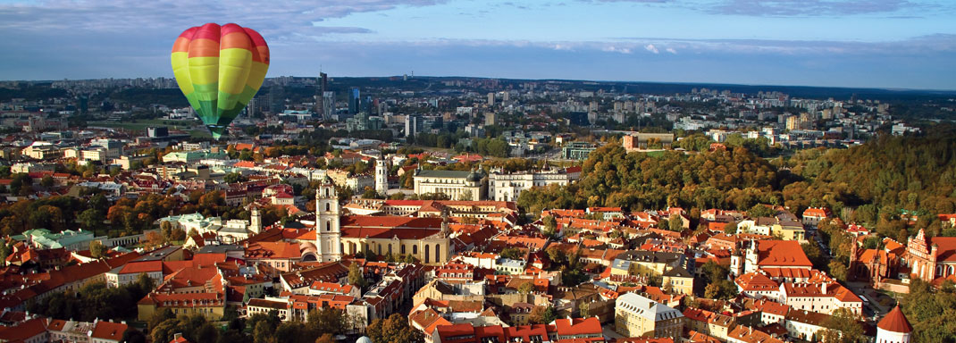 <em>Vilnius</em>Lithuania&rsquo;s vibrant capital city and UNESCO World Heritage Site hosts CONNECT 2016!